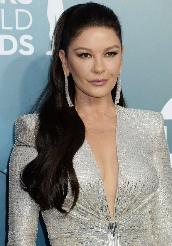 Catherine Zeta-Jones - 2020 Screen Actors Guild Awards in Los Angeles