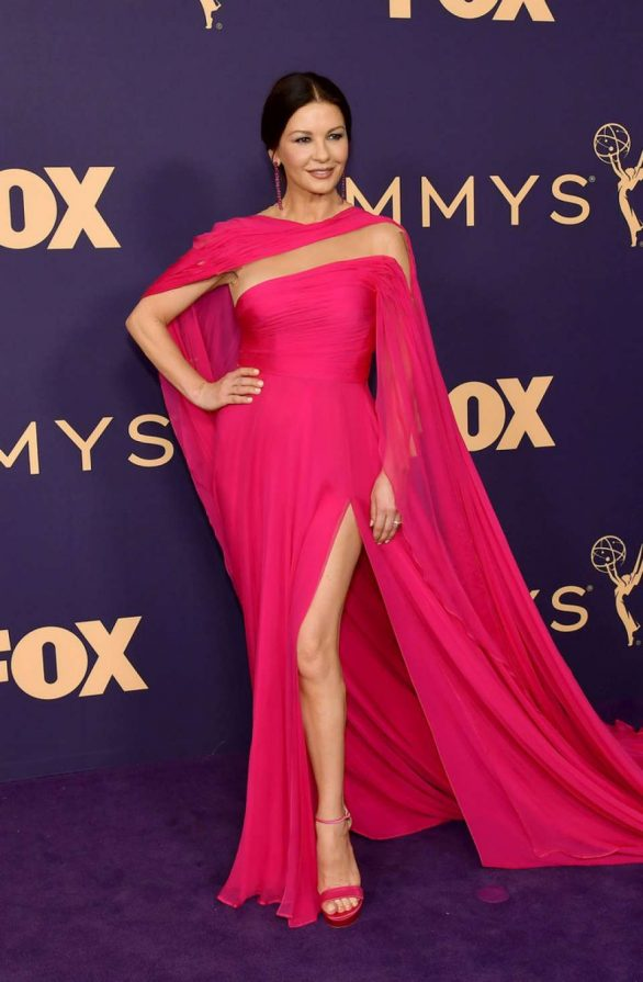 Catherine Zeta-Jones - 2019 Emmy Awards in Los Angeles