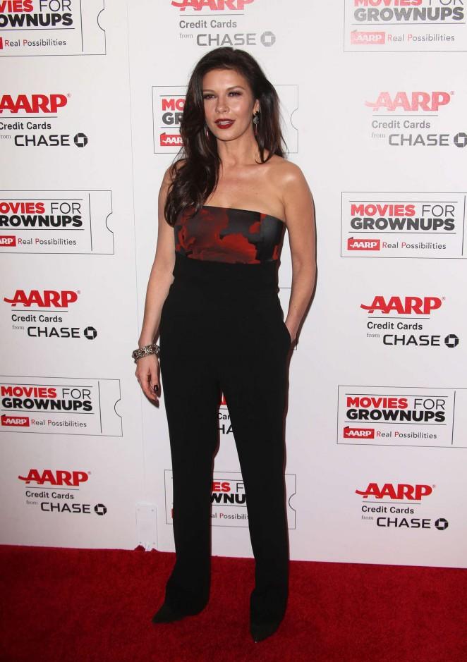 catherine zeta jones aarps movie for grownups awards 08