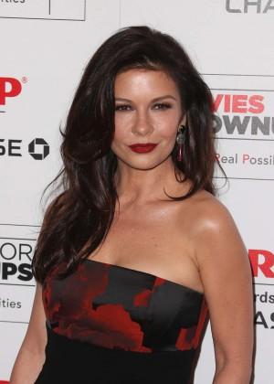 Catherine Zeta Jones - AARP's Movie For GrownUps Awards in Beverly Hills