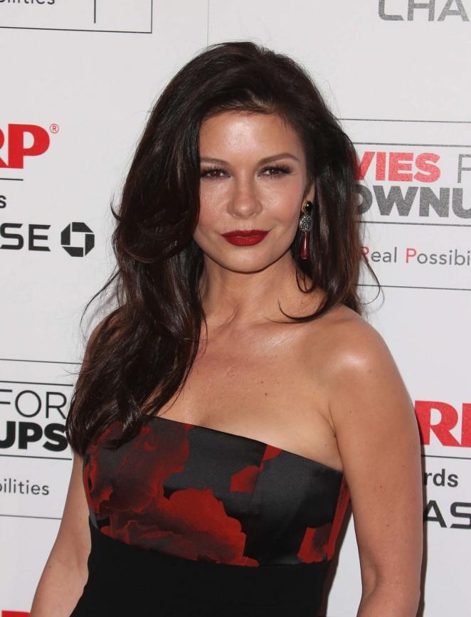 Catherine Zeta Jones - AARP's Movie For GrownUps Awards in Beverly ... Catherine Zeta Jones