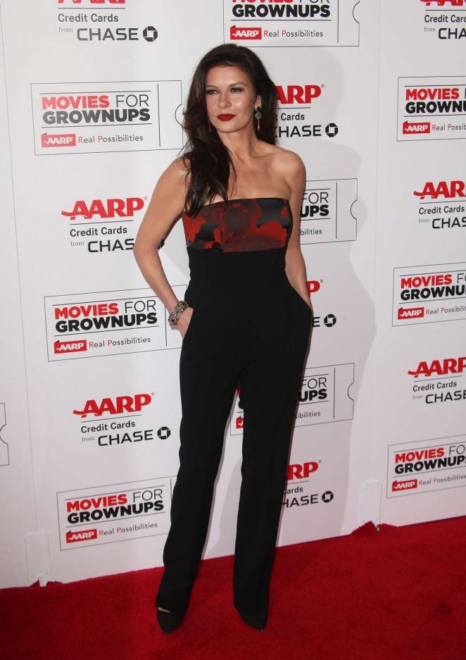 catherine zeta jones aarps movie for grownups awards 15