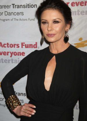 Catherine Zeta-Jones - Actors Fund Career Transition for Dancers Jubilee Gala in NY