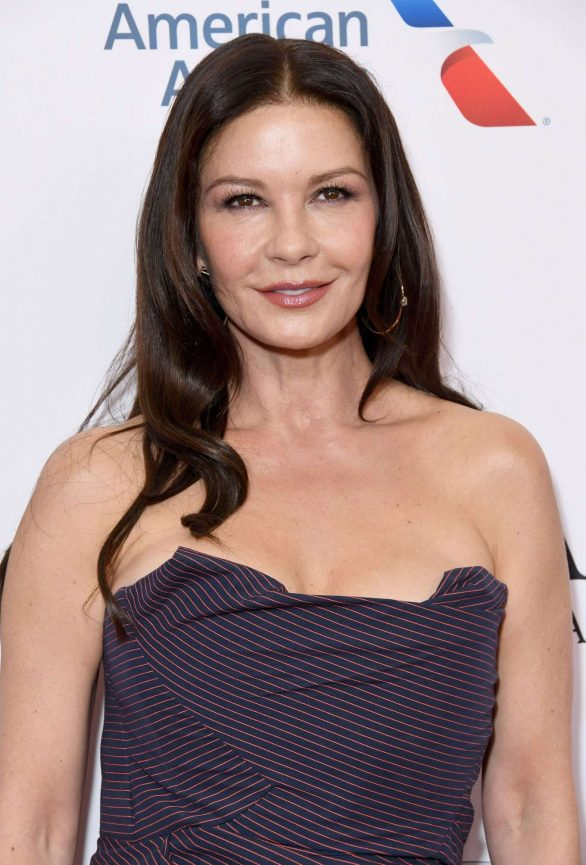 Catherine Zeta-Jones - BAFTA Los Angeles + BBC America TV Tea Party 2019 in LA