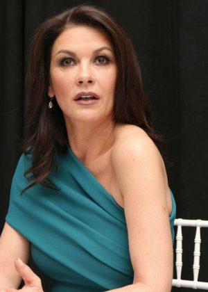 Catherine Zeta Jones – 'Feud' Press Conference in New York  Catherine Zeta Jones