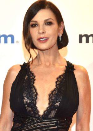 Catherine Zeta-Jones - Opening Cocktail at 207 Mipcom in Cannes