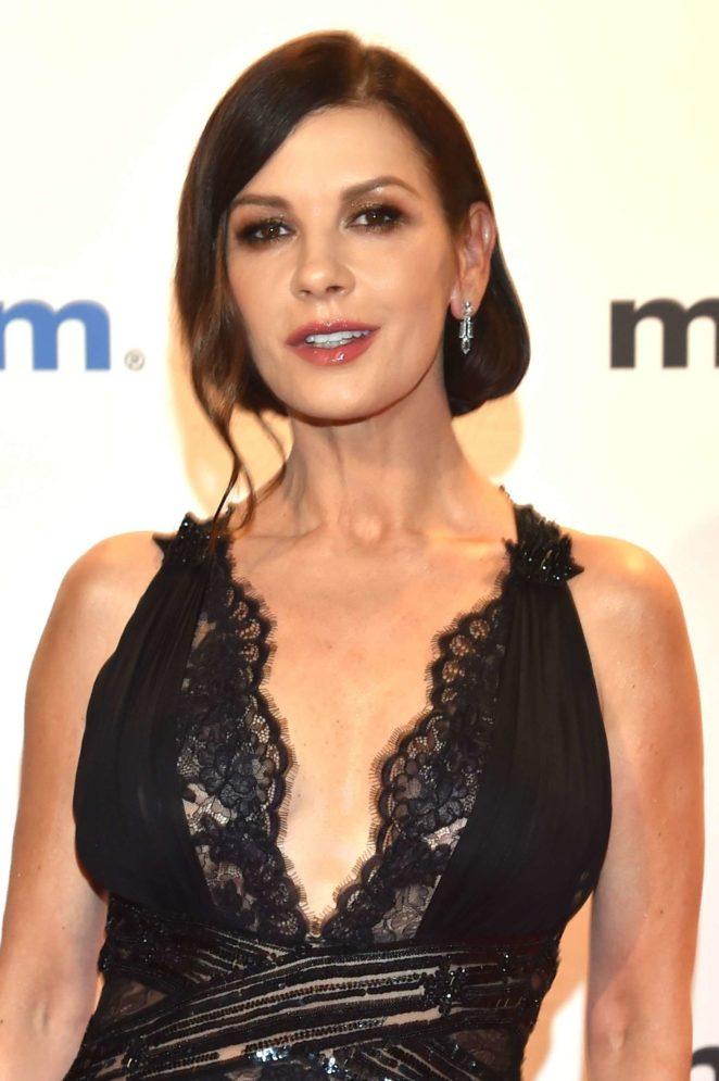 Catherine Zeta-Jones - Opening Cocktail at 207 Mipcom in Cannes