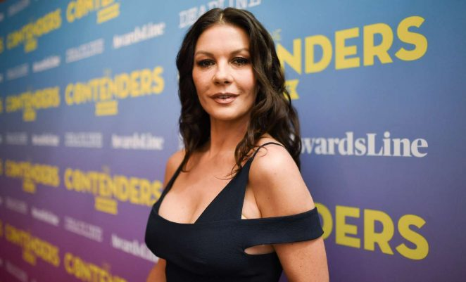 Catherine Zeta-Jones - The Contenders Emmys Presented by Deadline Hollywood in LA