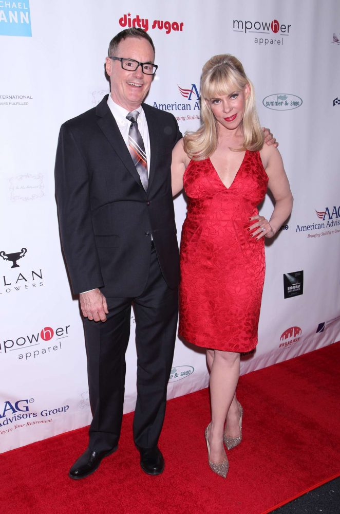 Cathryn Michon - Broadway Sniffs Out Cancer Benefit in New York