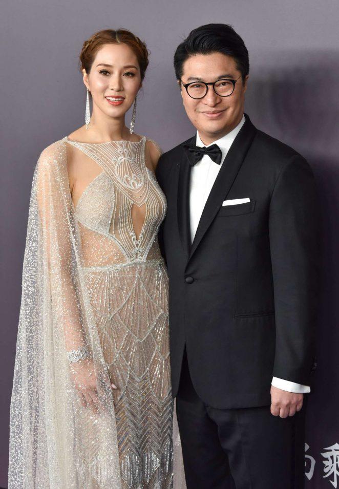Cathy Tsui - 2018 amFAR Gala in Hong Kong