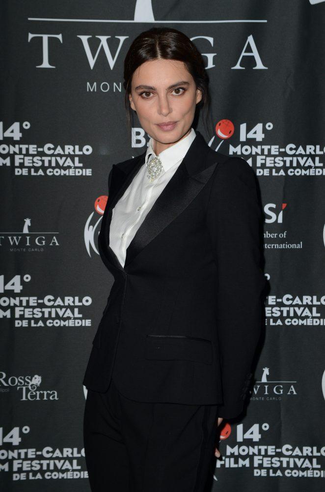 Catrinel Marlon - 14th MonteCarlo Film Festival de la Comedie Party Twiga in Monaco