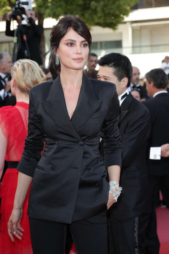 Catrinel Marlon - 'Ash Is The Purest White' Premiere at 2018 Cannes Film Festival