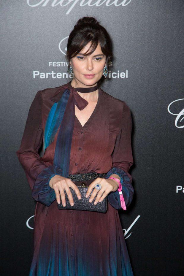 Catrinel Marlon - Chopard Trophy at Agora 2019 Cannes Film Festival