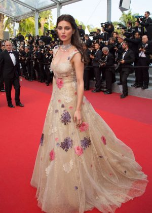 Catrinel Marlon - 'The Unknown Girl' Premiere at 2016 Cannes Film Festival