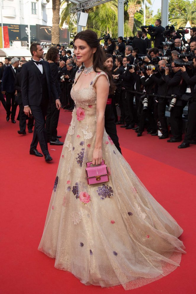 Catrinel Marlon: The Unknown Girl Premiere at 2016 Cannes Film Festival -02