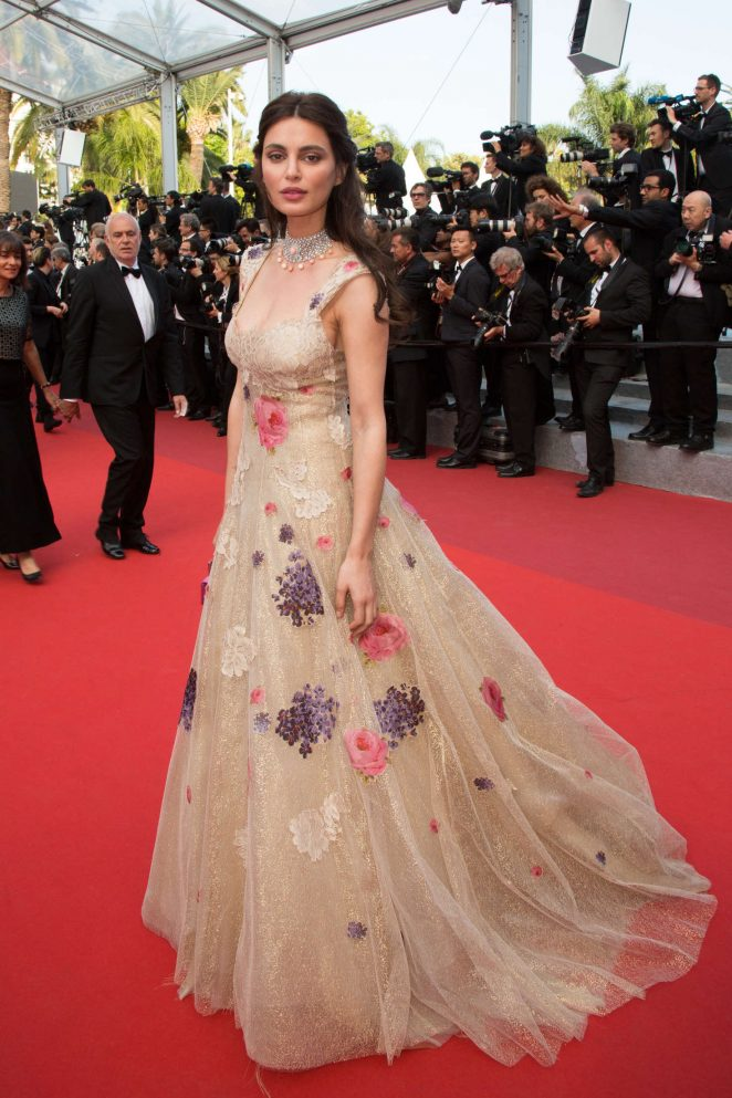 Catrinel Marlon: The Unknown Girl Premiere at 2016 Cannes Film Festival -03