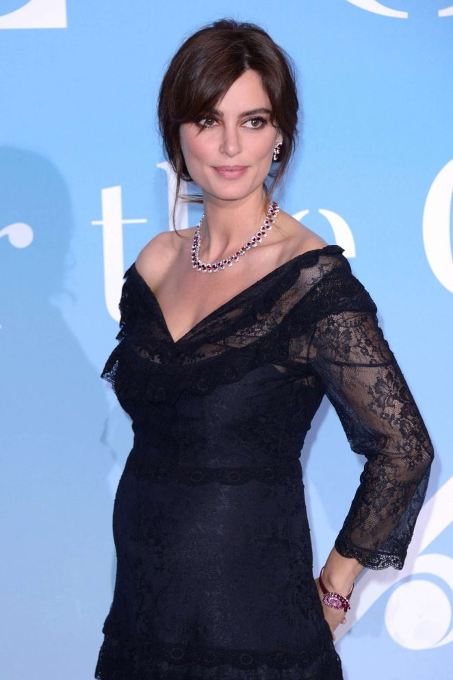 Catrinel Menghia – 2018 Gala for the Global Ocean in Monte-Carlo