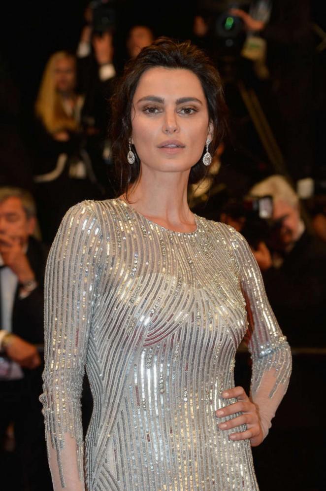 Catrinel Menghia - 'Il Racconto Dei Racconti' Premiere at 2015 Cannes Film Festival