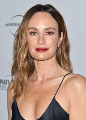 Catt Sadler - 2017 NBCUniversal Holiday Kick Off Event in LA