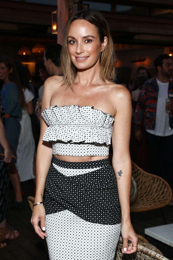 Catt Sadler - 2018 Maison St-Germain Event in Los Angeles