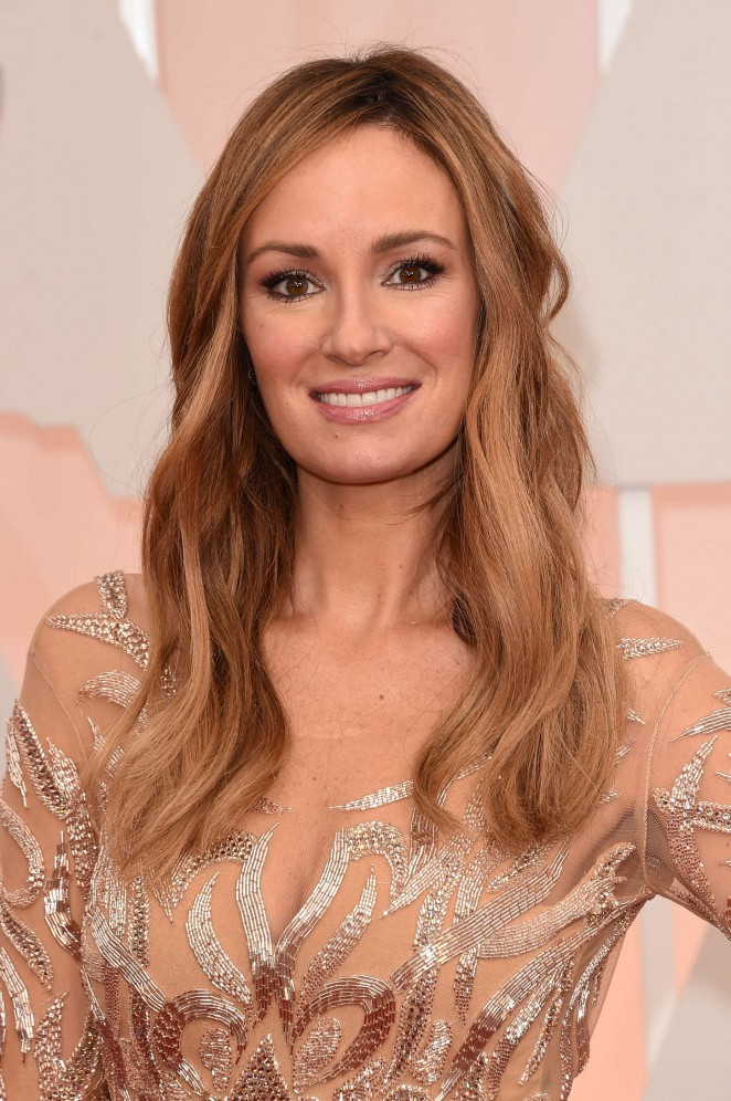 Catt Sadler - 2015 Academy Awards in Hollywood