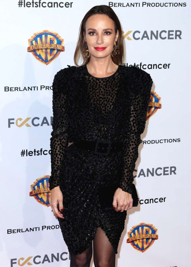 Catt Sadler - Barbara Berlanti Heroes Gala Benefitting Fck Cancer in Burbank