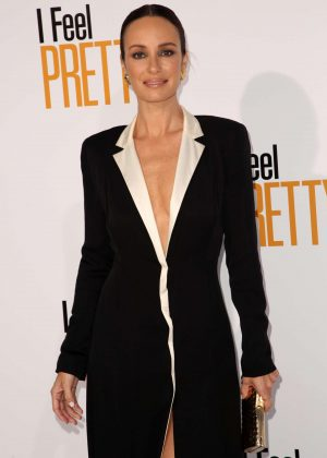 Catt Sadler - 'I Feel Pretty' Premiere in Los Angeles