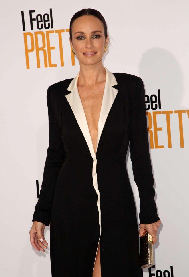 Catt Sadler – 'I Feel Pretty' Premiere in Los Angeles