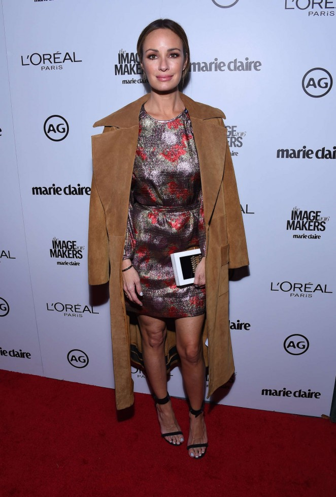 Catt Sadler – Inaugural Image Maker Awards hosted by Marie Claire in Los Angeles