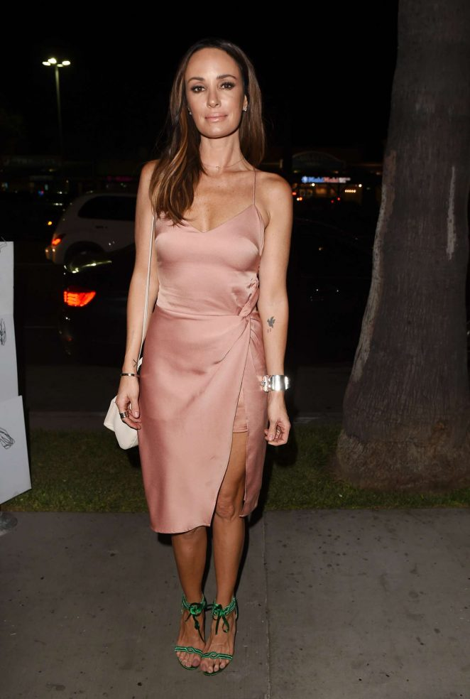 Catt Sadler - Revolve Winter Formal Event in Los Angeles