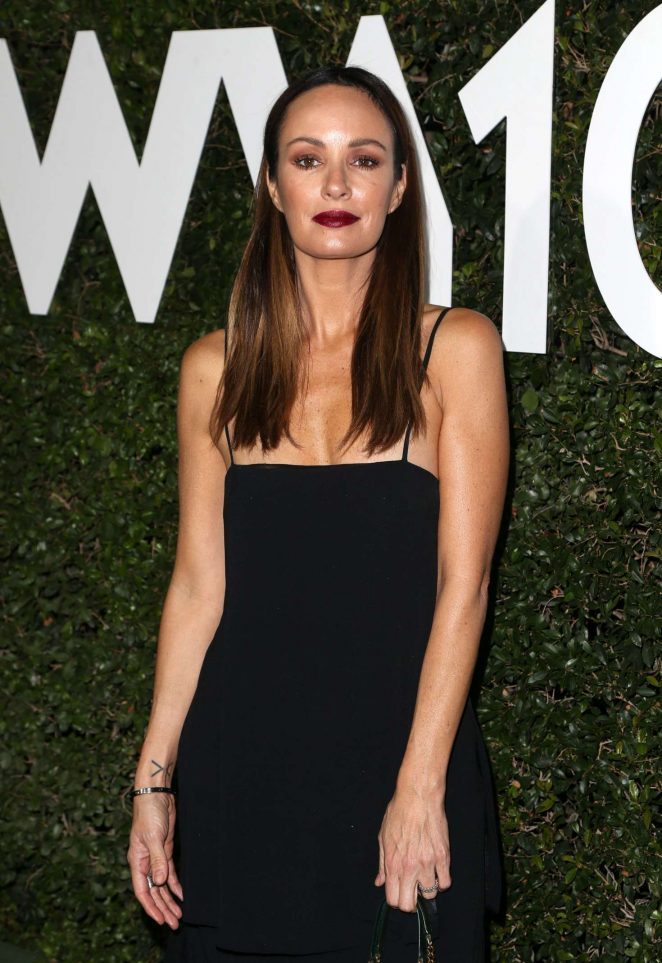Catt Sadler - Who What Wear 10th Anniversary in Los Angeles