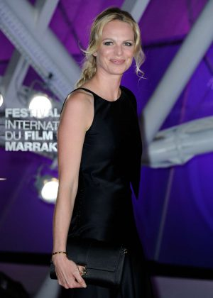 Cecile Breccia - 16th Marrakech Film Festival Closing Ceremony in Morocco