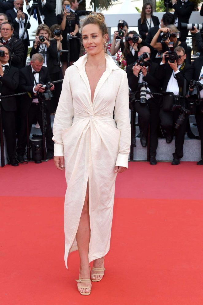 Cecile De France - 'Everybody Knows' Premiere and Opening Ceremony at 2018 Cannes Film Festival
