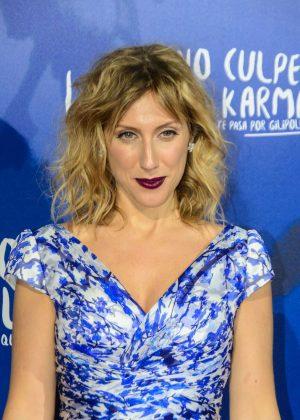 Cecilia Freire - 'No Culpes al Karma' Premiere in Madrid