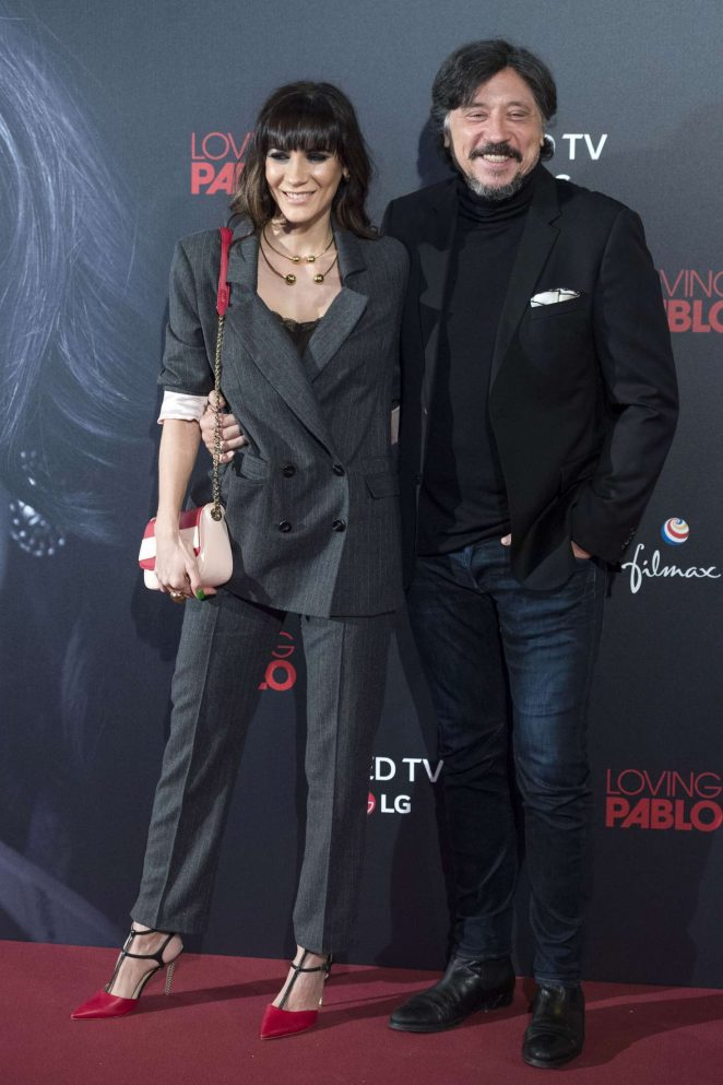 Cecilia Gessa - 'Loving Pablo' Premiere in Madrid