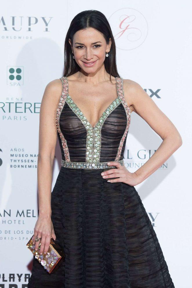 Cecilia Gomez - 2018 Global Gift Gala in Madrid