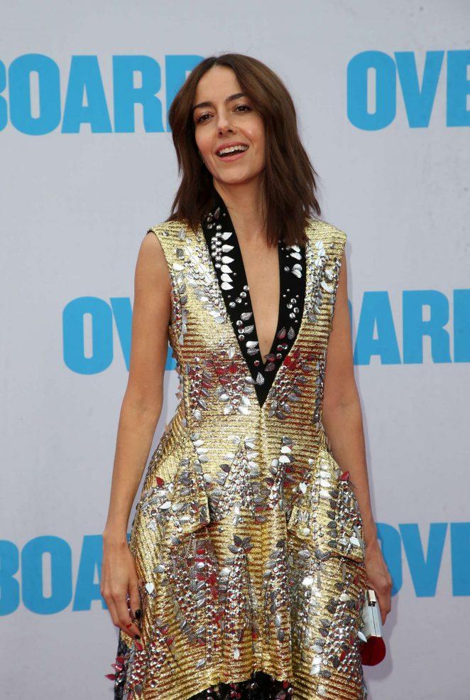 Cecilia Suarez - 'Overboard' Premiere in Los Angeles