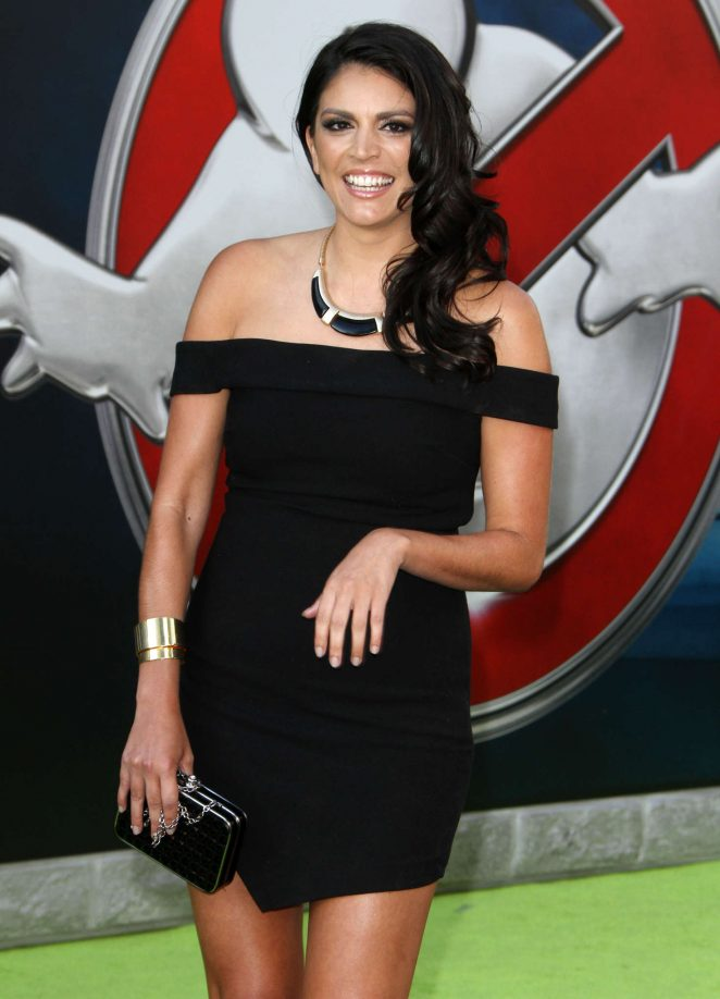 Cecily Strong - 'Ghostbusters' Premiere in Hollywood