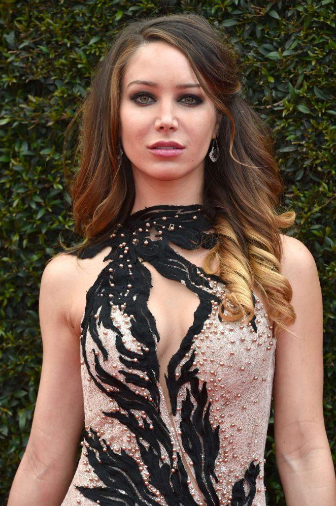Celeste Fianna - 2018 Daytime Emmy Awards in Pasadena