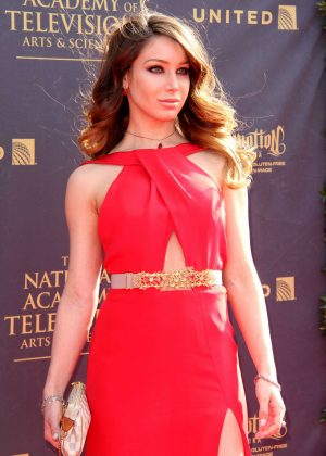 Celeste Fianna - 44th Annual Daytime Creative Arts Emmy Awards in Pasadena
