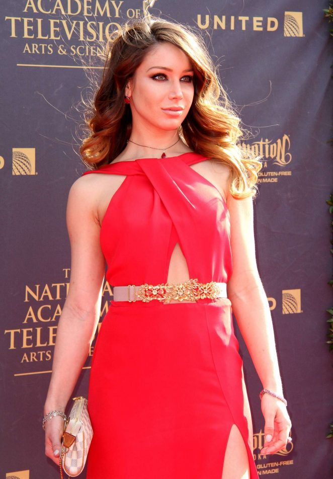 Celeste Fianna - 44th Annual Daytime Creative Arts Emmy Awards in Pasadena