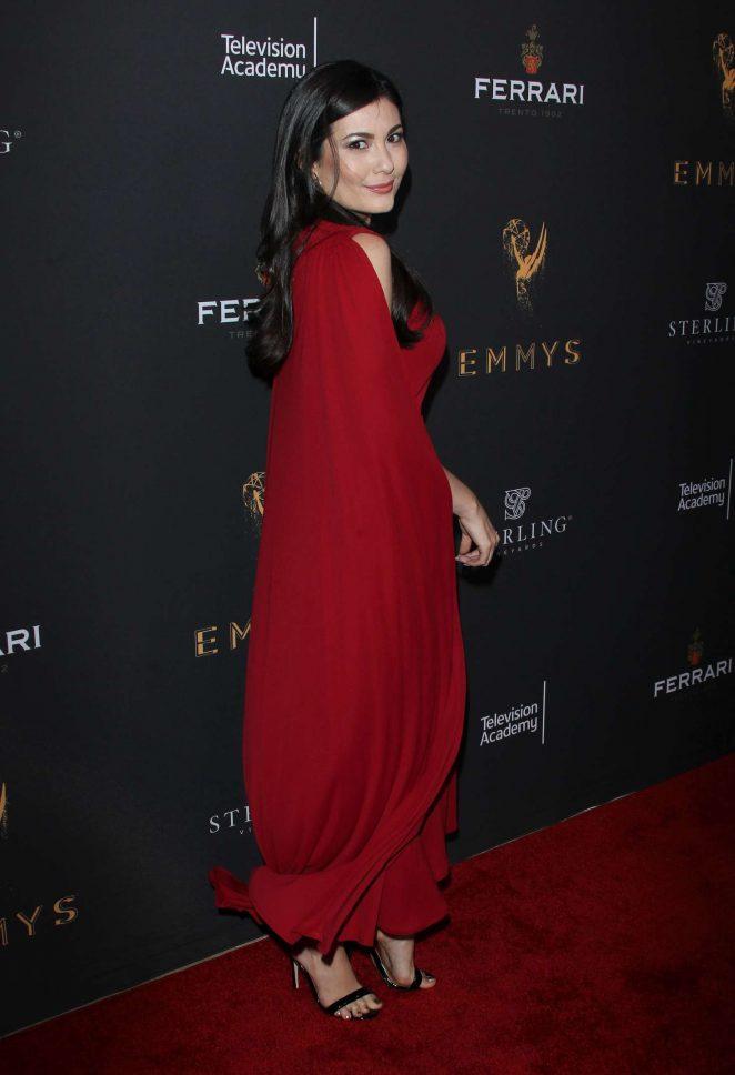 Celeste Thorson: Emmys Cocktail Reception -13
