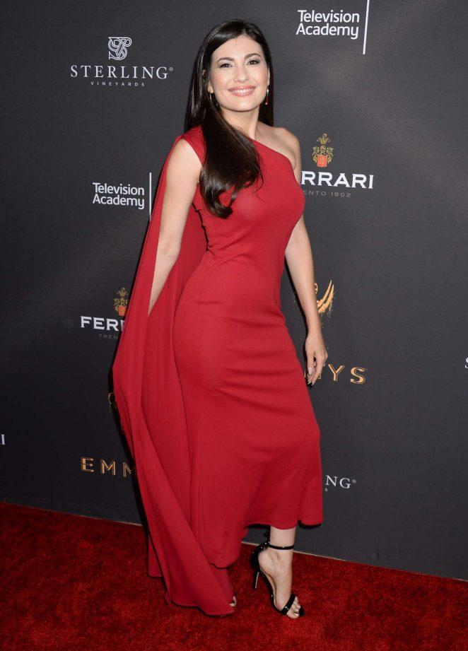 Celeste Thorson: Emmys Cocktail Reception -17
