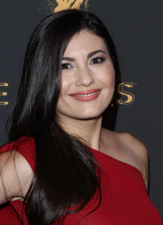 Celeste Thorson: Emmys Cocktail Reception -19