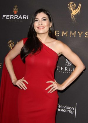 Celeste Thorson - Emmys Cocktail Reception in Los Angeles