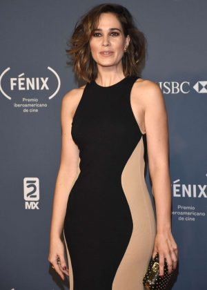 Celia Freijeiro - Fenix Awards 2016 in Mexico City