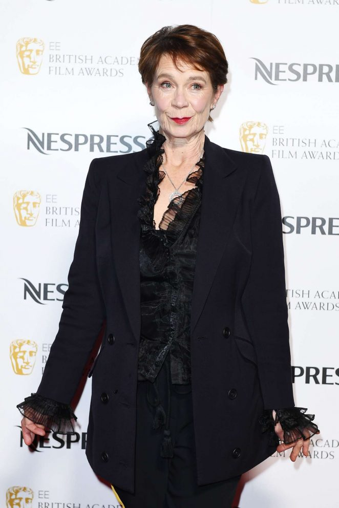 Celia Imrie - 2018 BAFTA Nominees Party in London