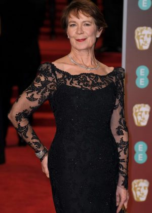 Celia Imrie - 2018 BAFTA Awards in London