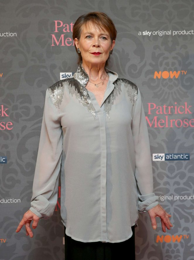 Celia Imrie - 'Patrick Melrose' on Sky Atlantic Launch Event in London