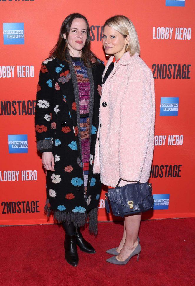 Celia Keenan-Bolger - 'Lobby Hero' Broadway Play Opening Night in NYC
